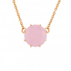 Pink Round Stone La...