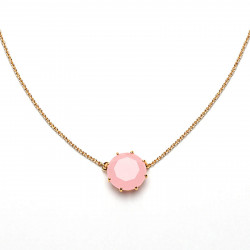 Colliers Pendentifs Collier Pendentif Pierre Ronde La Diamantine Rose60,00€ ULD301/2Les Néréides