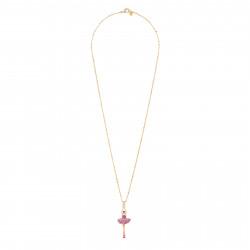 Pendant Necklace With De...