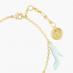 Bracelets Originaux Bracelet charm's citrouille, bobine de fil et souris, cendrillon, horloge et soulier65,00€ AOCE201/1N2 b...