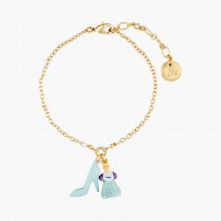 Bracelets Originaux Bracelet fin soulier et cendrillon50,00€ AOCE206/1N2 by Les Néréides