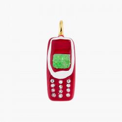 Bijoux Charm's téléphone portable25,00€ AOCH404/1N2 by Les Néréides