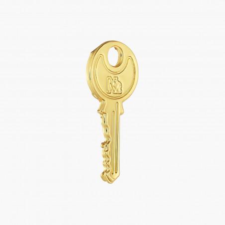 Necklace 44+5cm PAS DE DEUX Multi-elements NUDE PINK