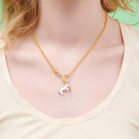 42+28cm Necklace HIVER À GIVERNY