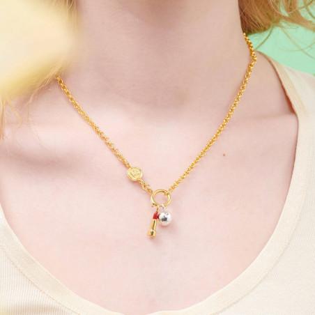 42+5cm Necklace DESERT CREPUSCULAIRE