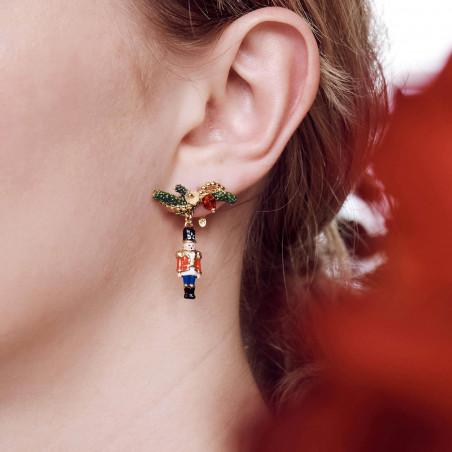 Clip earrings DESERT CREPUSCULAIRE