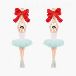 Ballerina and Red Bows post...