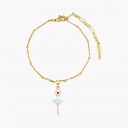 Bracelets Charms Bracelet fin ballerine et perle facettée60,00€ AOCN203/1Les Néréides