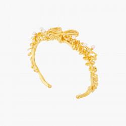 Bracelets Jonc Bracelet jonc feuilles d'eucalyptus190,00€ AOCN204/1Les Néréides