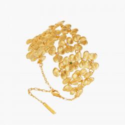 Bracelets Fins Bracelet manchette trèfles et cristaux220,00€ AOFC203/1Les Néréides