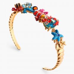 Out at Sea bangle bracelet