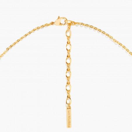 Hoop earrings NATURE FLAMBOYANTE