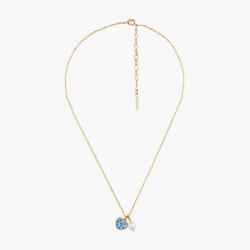 Colliers Pendentifs Collier pendentif cœur en nacre et perle80,00€ AOGL309/1Les Néréides