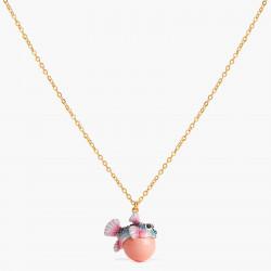 Boxfish Pendant Necklace