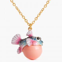 Colliers Pendentifs Collier pendentif poisson-coffre140,00€ AOGL310/1Les Néréides
