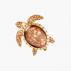 Broches Broche tortue carapace mouchetée110,00€ AOGL503/1Les Néréides