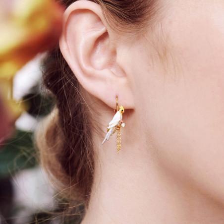 Clip earrings OBSCURITE OSTENTATOIRE