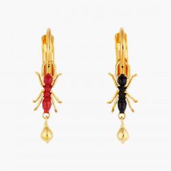 Boucles D'oreilles Dormeuses Boucles d'oreilles dormeuses couple de fourmis80,00€ AOLA103D/1Les Néréides