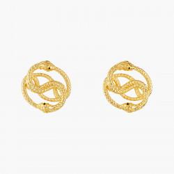 Python post earrings