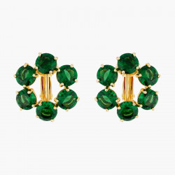 Emerald Green 6 stones...