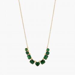 Emerald Green 9 Stones...