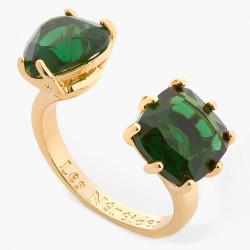 Emerald Green Oval Stone...