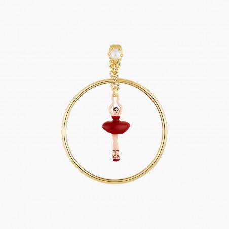 7 Smoky quartz stones earrings
