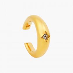 Boucles D'oreilles Creoles Boucle d'oreille ear cuff et strass40,00€ AOMI109/1Les Néréides