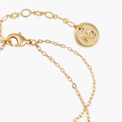 Bracelets Originaux Bracelet fin chat alice au pays des merveilles55,00€ AONA201/1N2 by Les Néréides