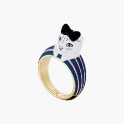 Alice in Wonderland Cat ring