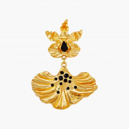 Necklace 38+5cm LA DIAMANTINE 6 stones OPAL