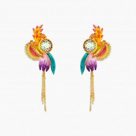 Sleeper earrings LA DIAMANTINE SPECIALE