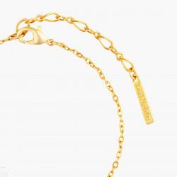 Bracelets Fins Bracelet fin orchidée éléphant et cœur en cristal taillé130,00€ AOOC203/1Les Néréides