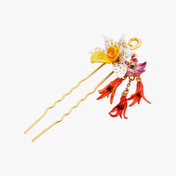 Exotic Orchids Hairpin