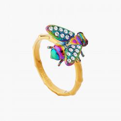 Euglossine Bee adjustable ring