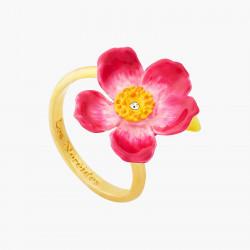 Pink Poppy Flower...