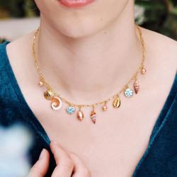 Colliers Pendentifs Collier Charm's Perles, Nacres Et Coquillages160,00€ AOGL308/1Les Néréides