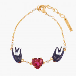 Swallow And Heart Chain...