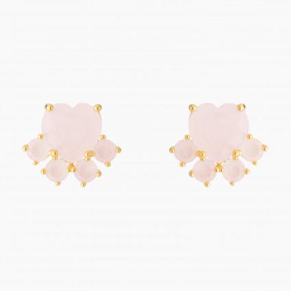 Boucles D'oreilles Tiges Boucles d'oreilles tiges patte de chaton95,00€ AMLA103T/1Les Néréides