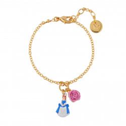 Bracelets Bracelet Pampilles La Belle Et Rose