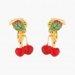 Boucles D'oreilles Clip Boucles d'oreilles clips petites cerises80,00€ ANCE102C/1Les Néréides