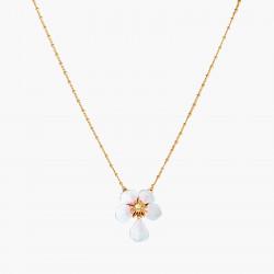 Colliers Pendentifs Collier pendentif fleur blanche du japon120,00€ ANHA309/1Les Néréides
