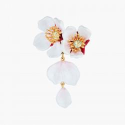 White cherry blossom and...