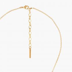 Colliers Pendentifs Collier fin pivoine sur pierre de verre facetté et campanule80,00€ ANLA303/1Les Néréides