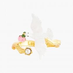 Bagues Ajustables Bague ajustable colombe et pivoine70,00€ ANLA603/1Les Néréides