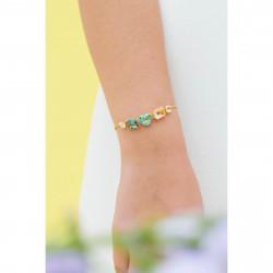 Bracelets Fins Bracelet fin pierres la diamantine acqua azzura80,00€ ANLD214/1Les Néréides