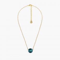 Colliers Pendentifs Collier pendentif pierre ronde la diamantine acqua azzura60,00€ ANLD301/1Les Néréides