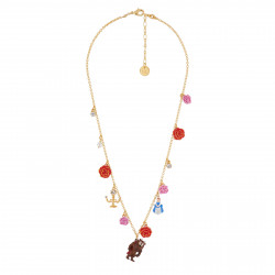 Necklace With Several...