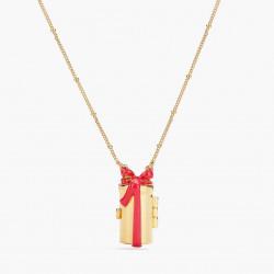 Colliers Pendentifs Collier pendentif paquet cadeau et mini ballerine140,00€ AOCN302/1Les Néréides