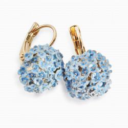 Boucles D'oreilles Dormeuses Boucles d'Oreilles Dormeuses Hortensia120,00€ AOLF114D/1Les Néréides
